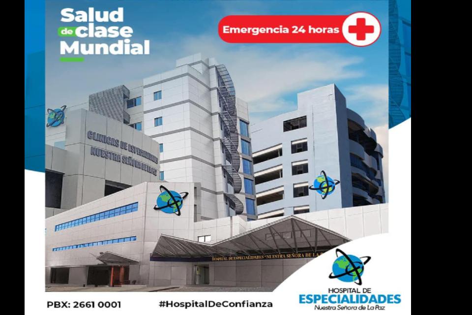 Hospital-Edificio